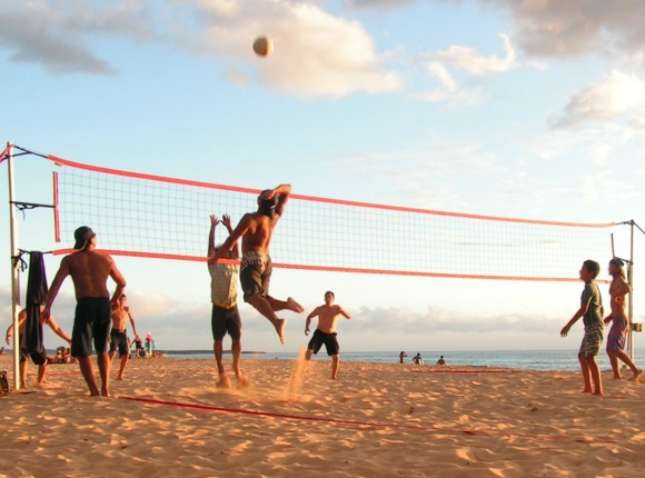 beach volley, Torre Grande